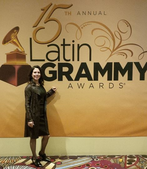 "Latin GRAMMY nomination for Arlene Sierra's ""Moler"""