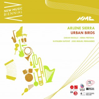Urban Birds released by NMC Records